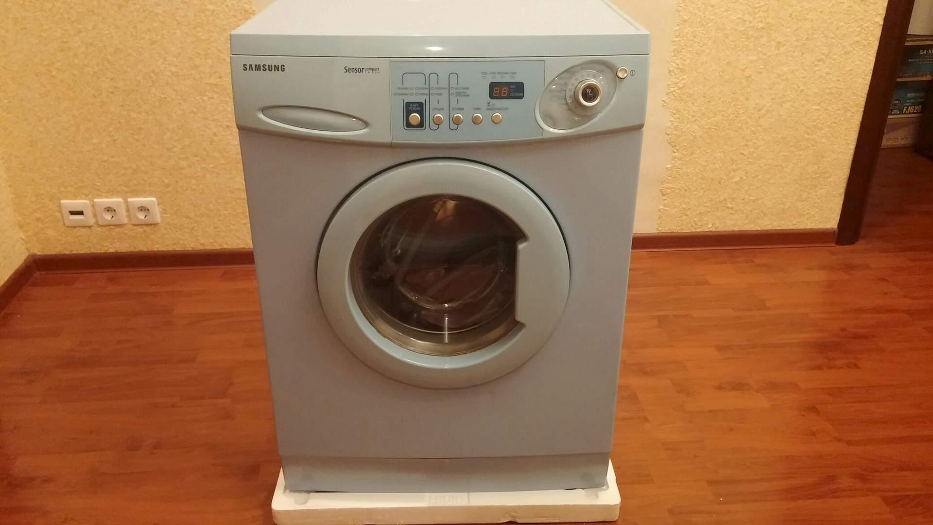 Ремонт стиральной машины самсунг своими руками r843