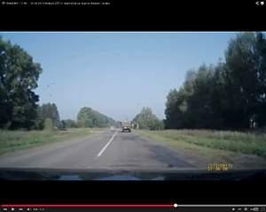1280 X 1024  42.8 Kb 10.08.2013 Видео ДТП с трактором на трассе Ижевск - Азино