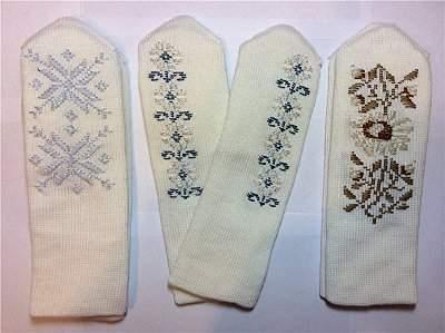 800 X 598 99.7 Kb 800 X 598 96.0 Kb Варежки с ручной вышивкой. Красивые, теплые, качественные.