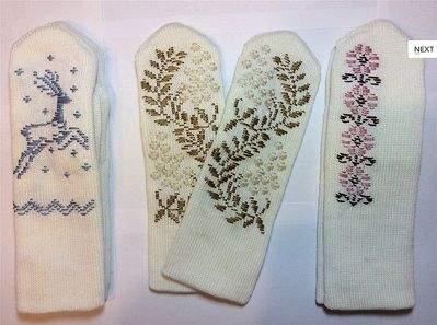 799 X 595 89.7 Kb 800 X 598 99.7 Kb 800 X 598 96.0 Kb Варежки с ручной вышивкой. Красивые, теплые, качественные.