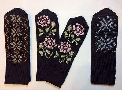 798 X 594 83.2 Kb 798 X 594 95.2 Kb 798 X 596 97.5 Kb Варежки с ручной вышивкой. Красивые, теплые, качественные.