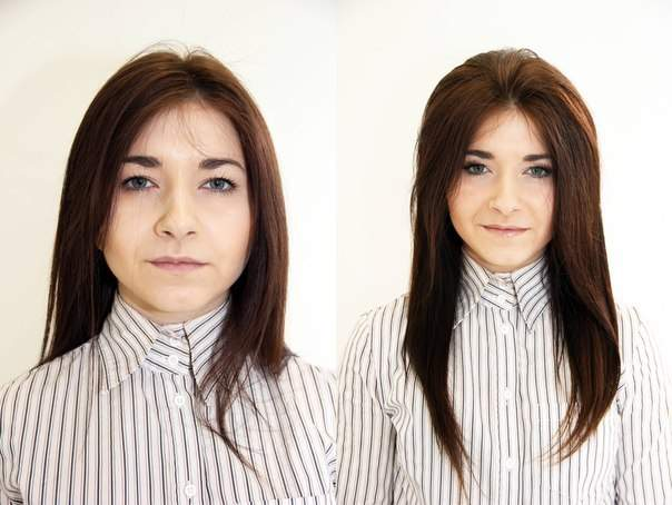 Как сделать объём у корней на длинных волосах в домашних условиях видео