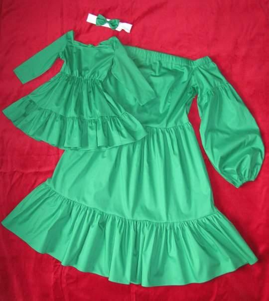 Сшить для дочери платье 26