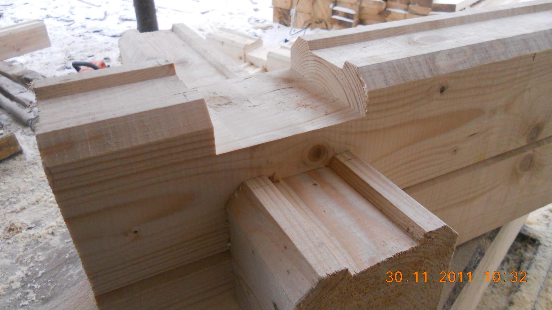 Строительство дома 11