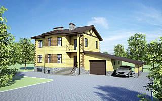 1280 X 800 206.4 Kb Проекты уютных загородных домов