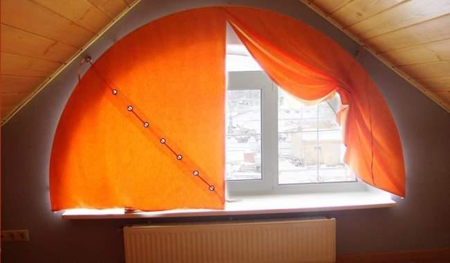 Нестандартные окна как сделать 529