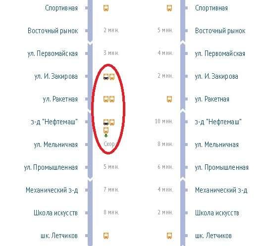 сервис автобусы онлайн