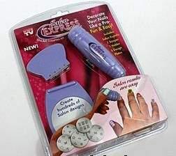 252 x 224 Набор для дизайна ногтей-новый для стэмпинга