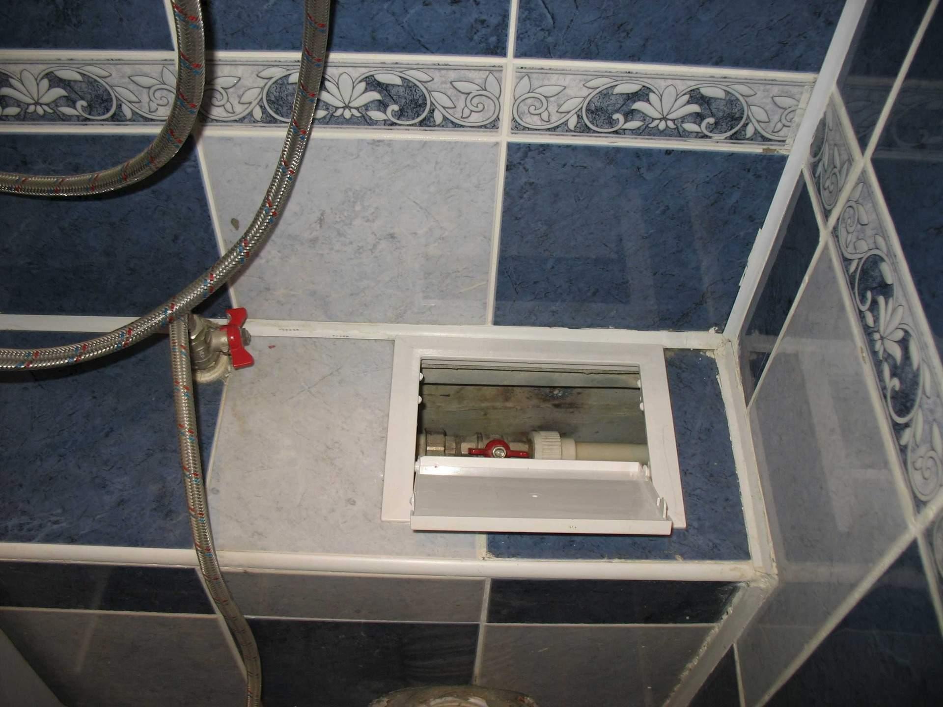 схема общедомово учета горячей воды