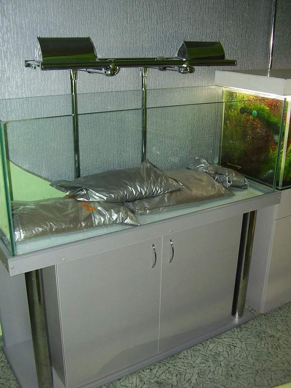 Светильник для аквариума подвесной 81
