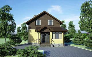 1024 X 640 843.9 Kb Проекты уютных загородных домов