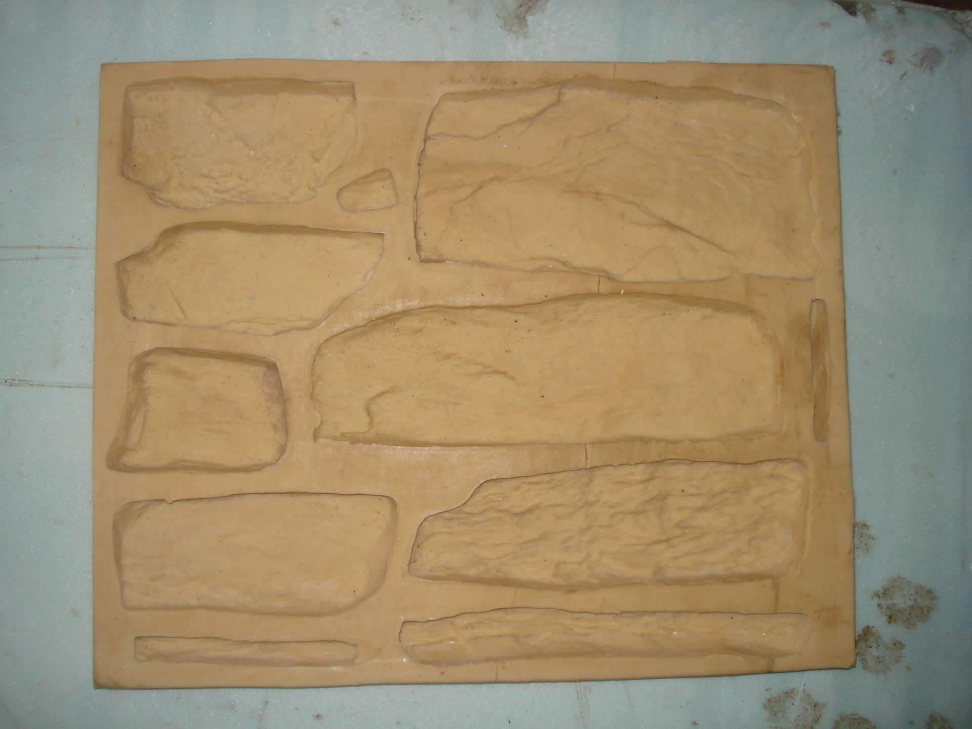 Полиуретановые формы для искусственного камня своими руками