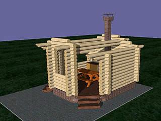 800 X 600 341.2 Kb 800 X 600 263.1 Kb ★Проектики деревянненьких и каркасненьких домиков -фоточки и картиночки внутри-мимими