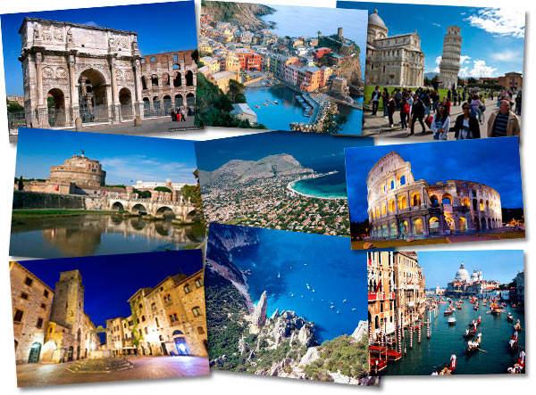 недельные туры в европу