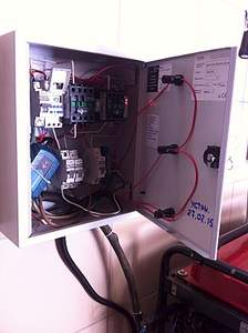 1200 X 1606 523.4 Kb Устанавливаем генераторы с автозапуском - 220 вольт ВСЕГДА !(ФОТО)(обновил 03.11.14)