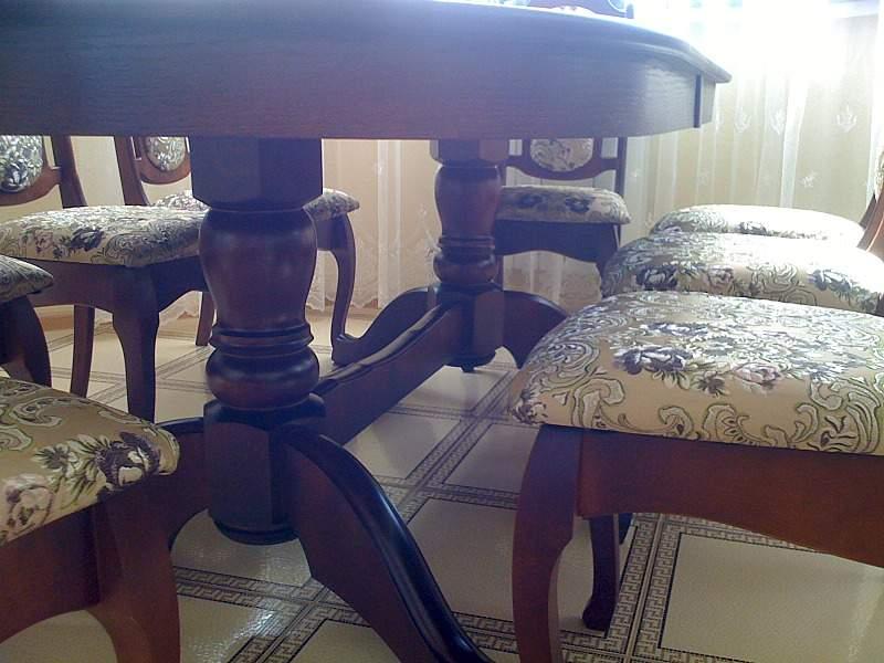 1600 X 1200 642.4 Kb 1600 X 1200 678.1 Kb 1600 X 1200 639.0 Kb продам обеденный стол и стулья. дерево. фото. в наличии. новое.