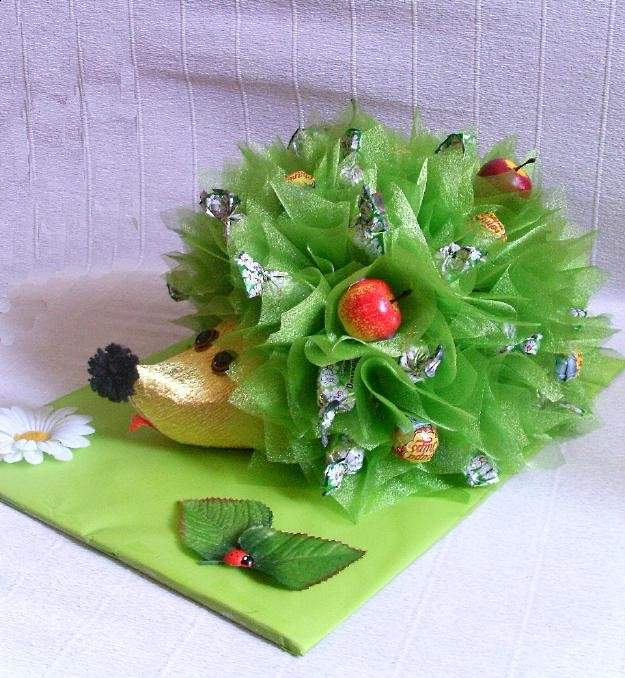 Зеленое постельное в подарок