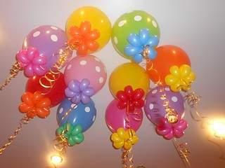1024 X 768 103.2 Kb РАДУГА ШАРОВ *подарки из воздушных шариков*