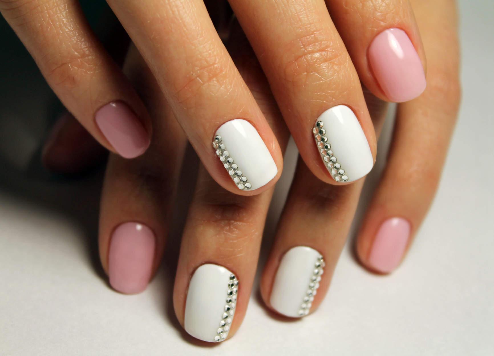Фото ногтей накрашенных гель лаком