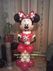 960 X 1280 94.5 Kb РАДУГА ШАРОВ *подарки из воздушных шариков*