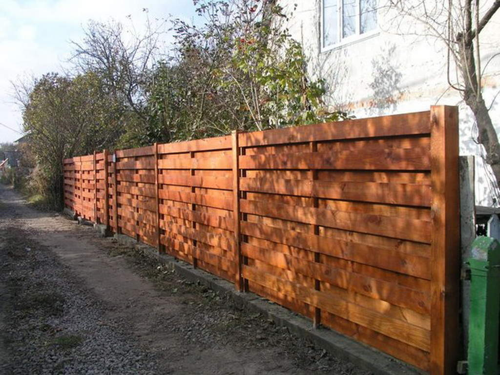 Дешевый и практичный забор штакетник барнаул