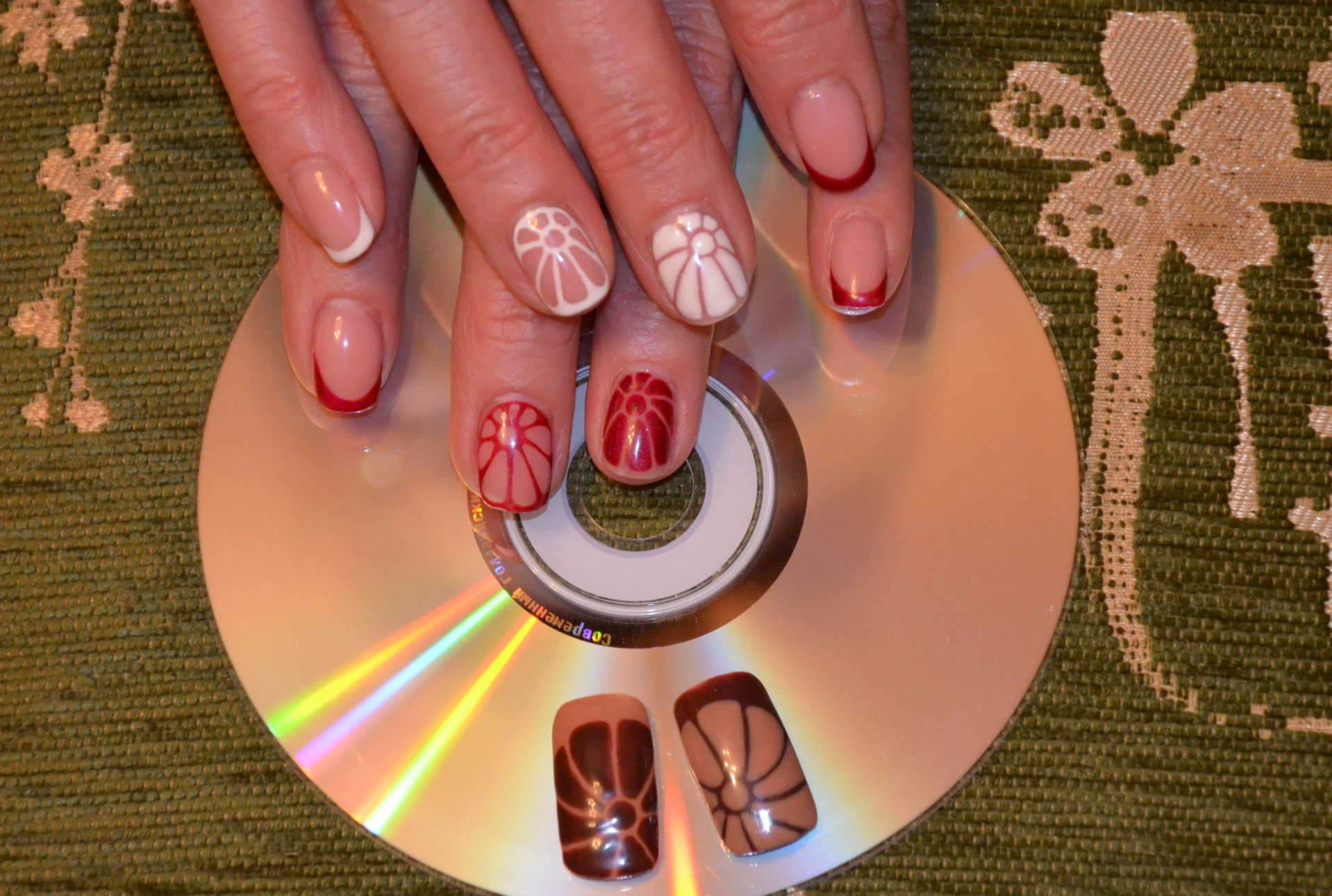 Дизайн ногтей мастеров фото