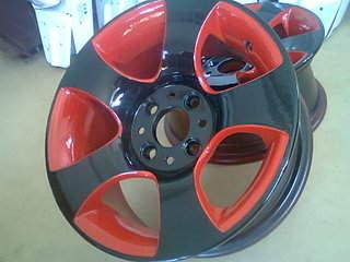 1600 X 1200 332.7 Kb 1600 X 1200 261.5 Kb Окраска автомобильных дисков