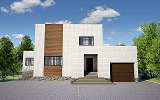 1280 X 800 173.9 Kb Проекты уютных загородных домов