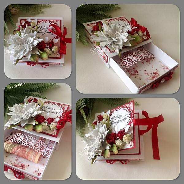 Коробка для конфет своими руками 84