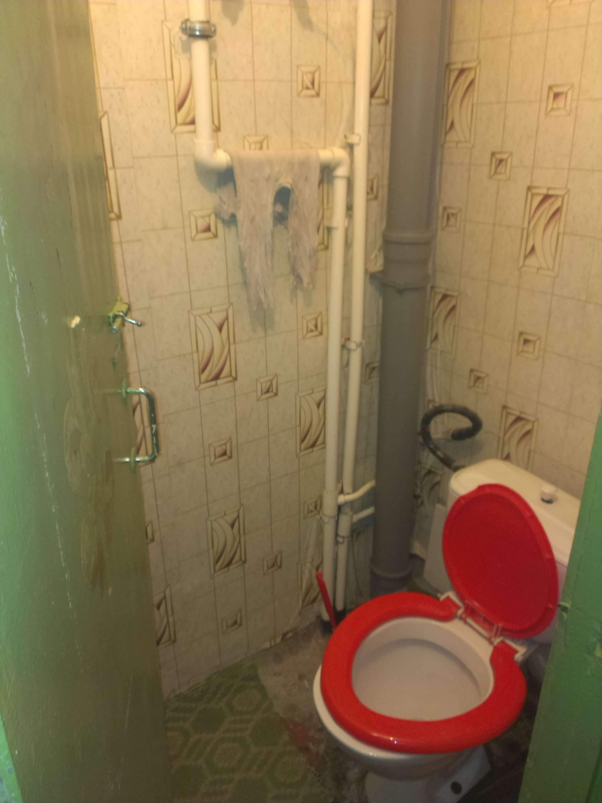 Как сделать душ в общежитии фото