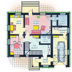 600 X 600 130.1 Kb Проектирование Вашего будущего дома, дизайн Вашего интерьера