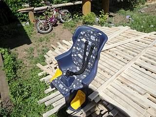 1440 X 1080 834.6 Kb 1200 X 1600 952.6 Kb Продам детское велосипедное кресло