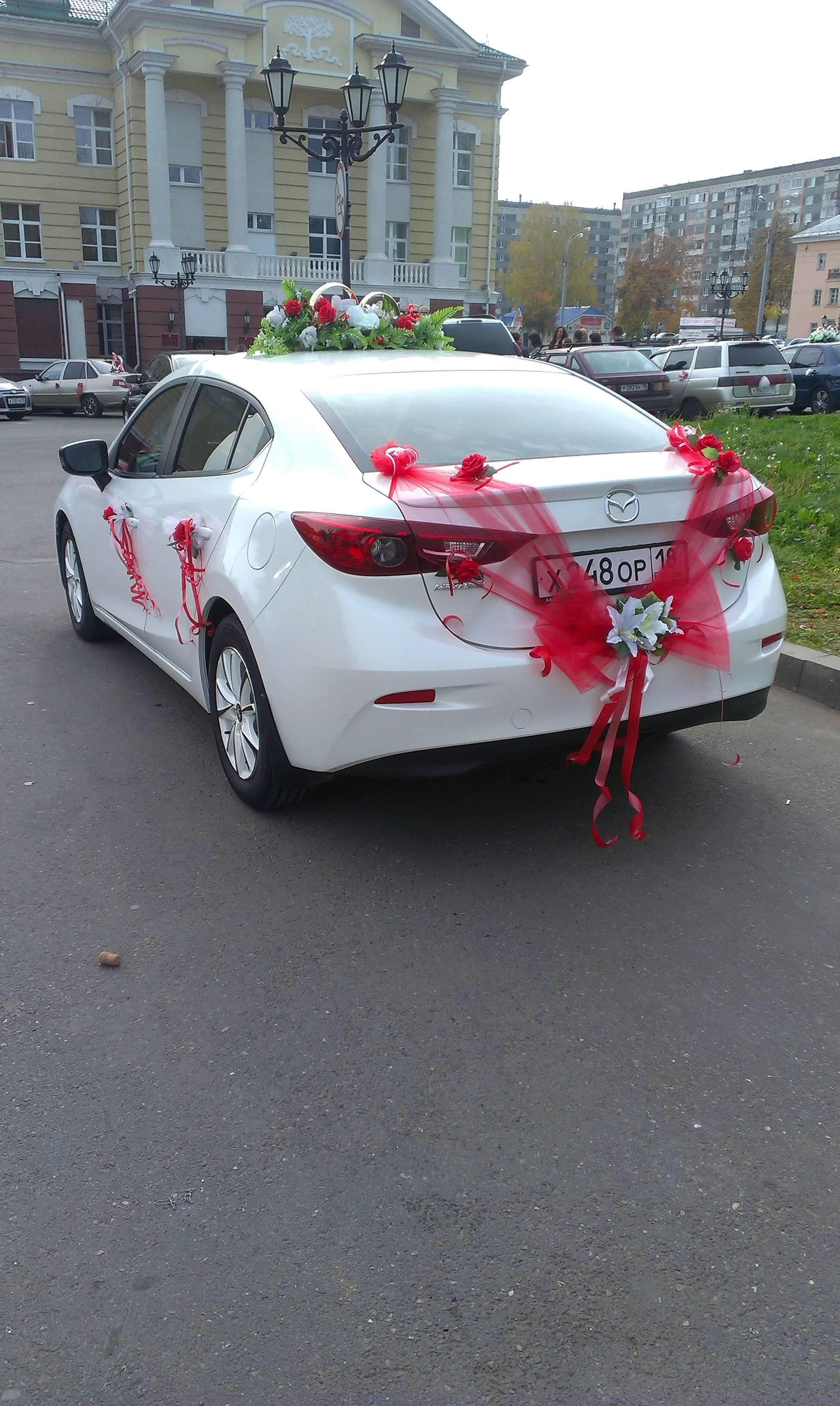 Машину на свадьбу ижевск