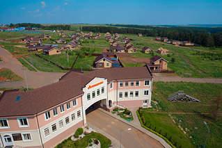 1178 X 785 563.9 Kb 'Зеленодолье' загородный поселок по Сарапульскому тракту