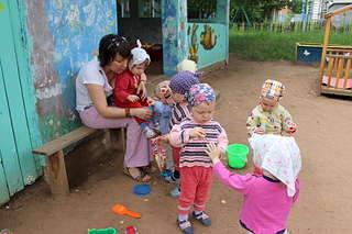 1920 X 1280 267.5 Kb Клуб Добрых Дел автофорума. Помощь дому ребенка в Воткинске. ФотоотчЁт