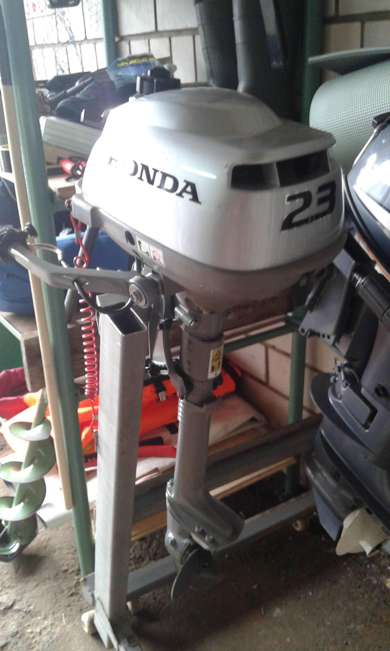 Лодочный мотор Honda BF 23 DH SCHU 4-х тактный