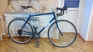 1920 X 1080 203.0 Kb Продам велосипед Raleigh Clubman 2013, рама 54см