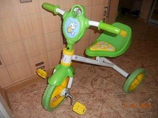 2048 X 1536 754.8 Kb Продам детский трехколесный велосипед