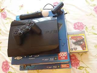 1920 X 1440 164.9 Kb Playstation 3 500GB PS MOVE