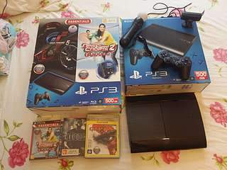 1920 X 1440 213.3 Kb 1920 X 1440 91.0 Kb 1920 X 1440 164.9 Kb Playstation 3 500GB PS MOVE