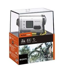583 X 667 112.6 Kb Продам экшн камера видеокамера Sony HDR-AS100V Wi-Fi + GPS наложение на видео FullHD