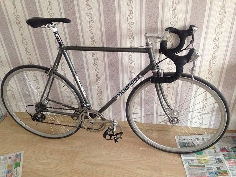960 X 720 198.5 Kb Продам шоссейный велосипед Sannino (Италия) 54 рост 23000 торг, дербан, обмен