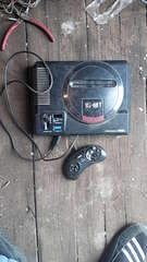 1920 X 3413 431.1 Kb Sega 16 bit из 90-х фото
