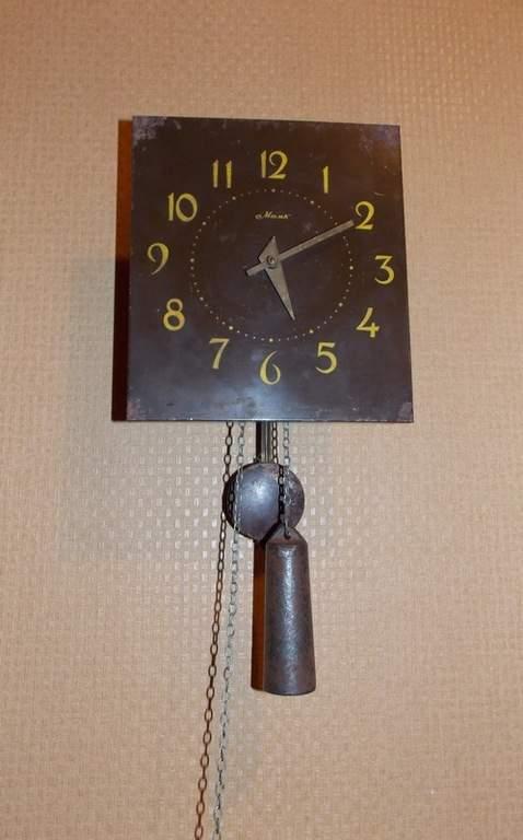 Маятник для часов с кукушкой своими руками