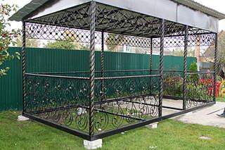 320 x 213 800 X 598 152.3 Kb Труба для заборов, оград, палисадников и т.д...