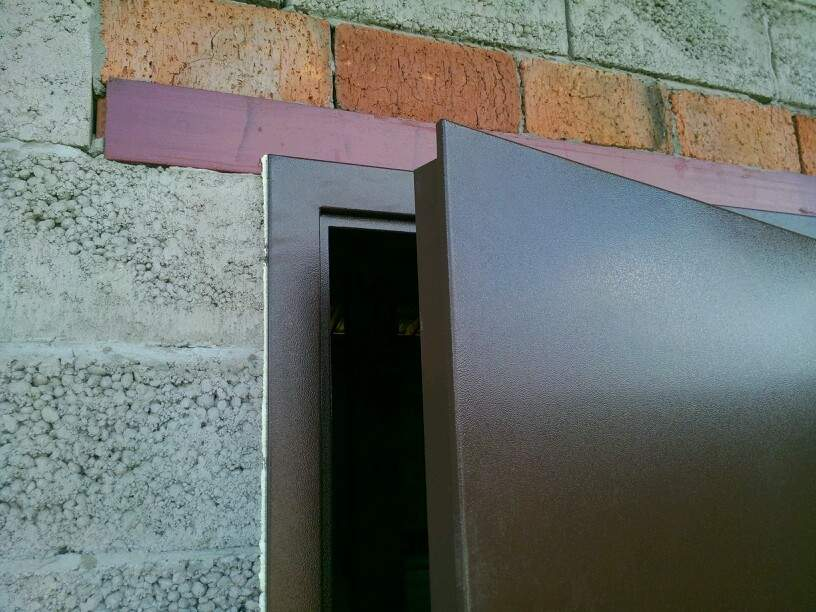 двери металлические металлоконструкци
