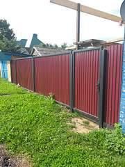 1080 X 1440 267.5 Kb 1080 X 1440 155.5 Kb Забор из профнастила, натяжные потолки, услуги бензобура, укладка ламината.