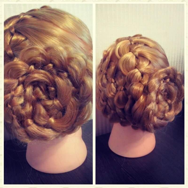 Причёски с косами своими руками фото 492
