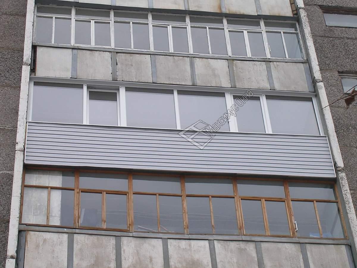 Во сколько обойдется остекление балкона 6 метрового..