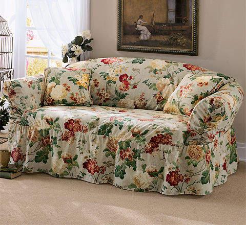 Чехлы для диванов и кресел своими руками